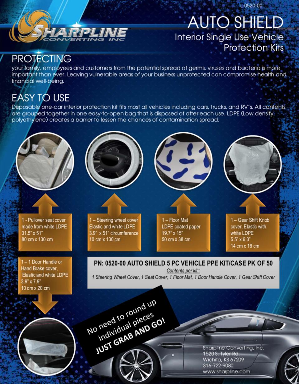 Sharpline Auto Shield