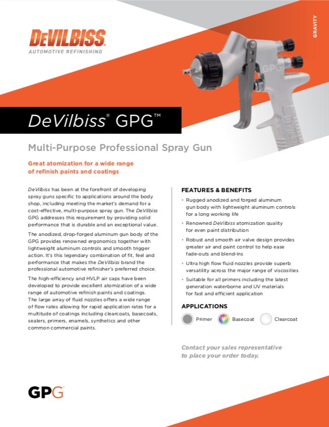 DeVilbiss GPG