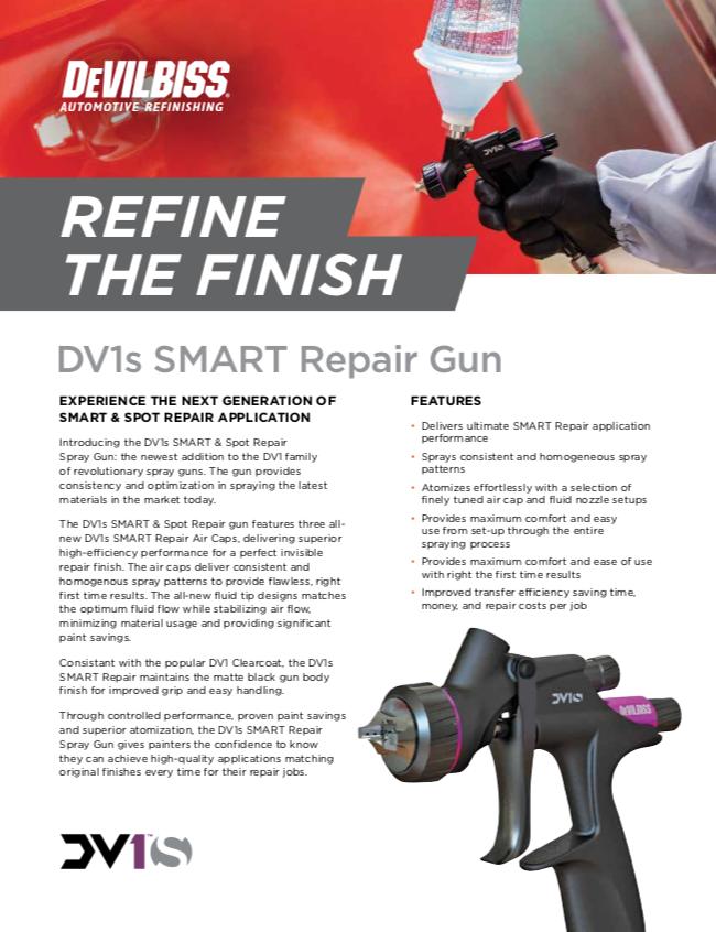 DeVilbiss DV1s SMART Gun
